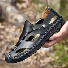 summer Men Sandals Beach Male Sandals outdoor Chaussure Homme Man Casual Shoes Male Comfortable Sand