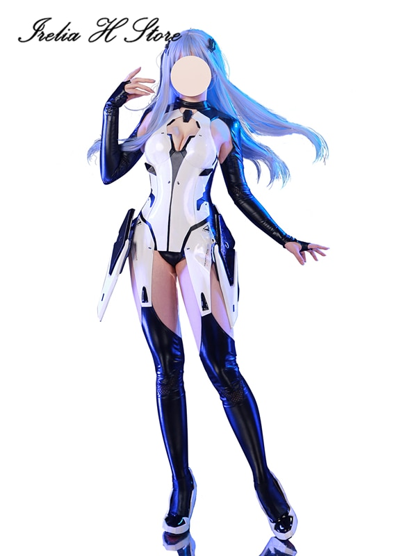 {Ограниченный запас} магазин Irelia H BEATLESS hIE Type-005 Lacia косплей костюм сексуальный комбинезон