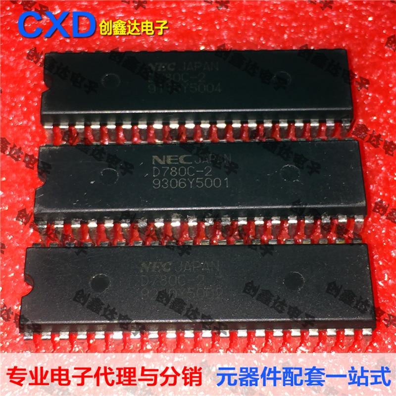 5 stück D780C-2 UPD780C-2 8 8Bit Mikroprozessor IC Original