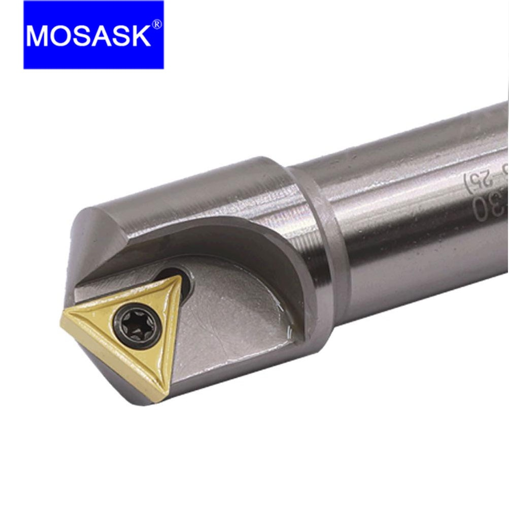 MOSASK أداة مطحنة الشطب 60 درجة TCMT كربيد إدراج SSH حامل 12 16 20 مللي متر المعادن نك طحن الشطب القاطع
