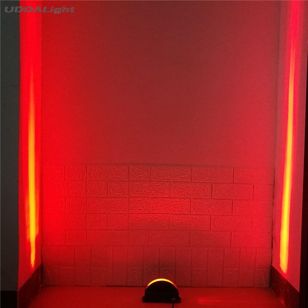 LED عتبة النافذة ضوء ملون عن بعد الممر ضوء راي الباب الإطار خط الجدار مصابيح للفندق الممر بار الأسرة كري رقائق