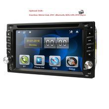 Radio GPS de coche DVD GPS BLUETOOTH TV USB para NISSAN NAVARA D40 X-TRAIL XTRAIL de control de volante RDS 2DIN Monitor de coche DAB +
