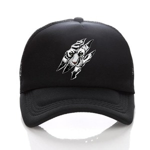 anime Bungou Stray Dogs Hip Hop Adjustable Summer Fitted Snapback Baseball cap Cosplay Casquette Unisex hat