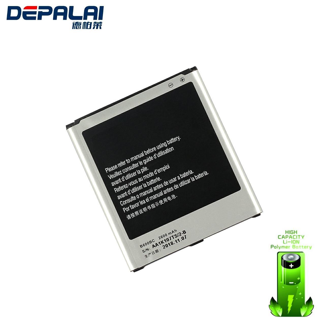2600mAh 4 B600BC Bateria de Substituição Para Samsung Galaxy S SIV I9500 I9502 I9505 I9508 I9507V R970 S4 Ativo I9295 Bateria