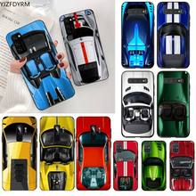 YJZFDYRM luxury cool sports car Phone Case for Samsung S20 plus Ultra S6 S7 edge S8 S9 plus S10 5G l