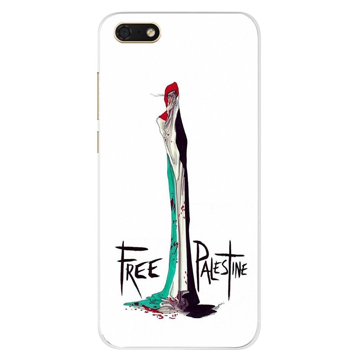 Para o iphone 11 pro 4 4S 5 5S se 5c 6 s 7 8 x xr xs plus max para ipod touch livre palestina arte parar guerras silicone telefone capa saco