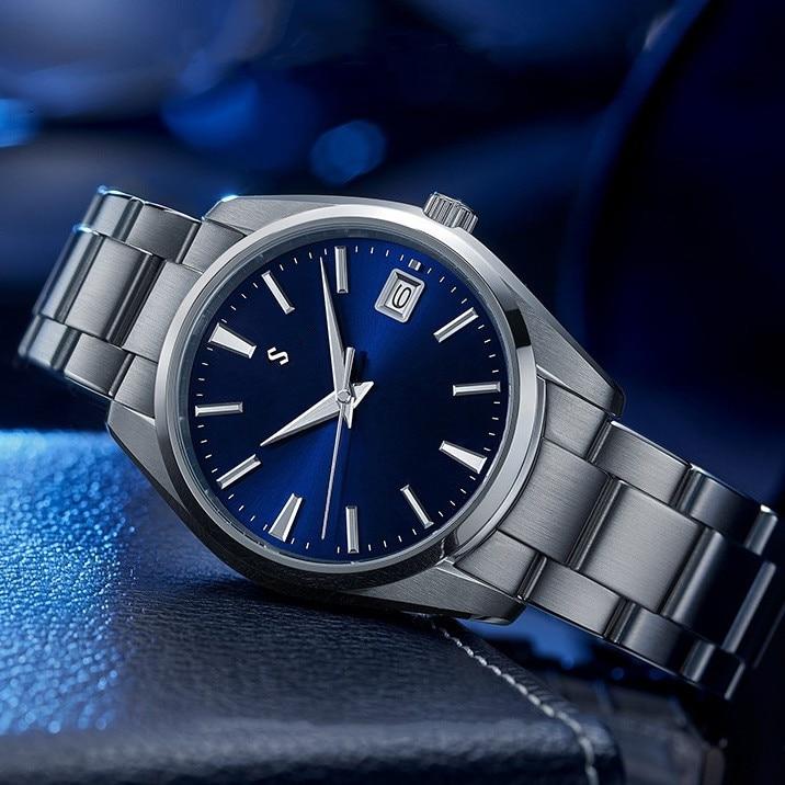 2022 New Brand Seiko Simple Fashion Sports Calendar Quartz Watch