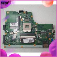 Pour Asus A55V K55VM K55VJ Carte Mère REV 2.2 HM77 60NB00A0-MB1000