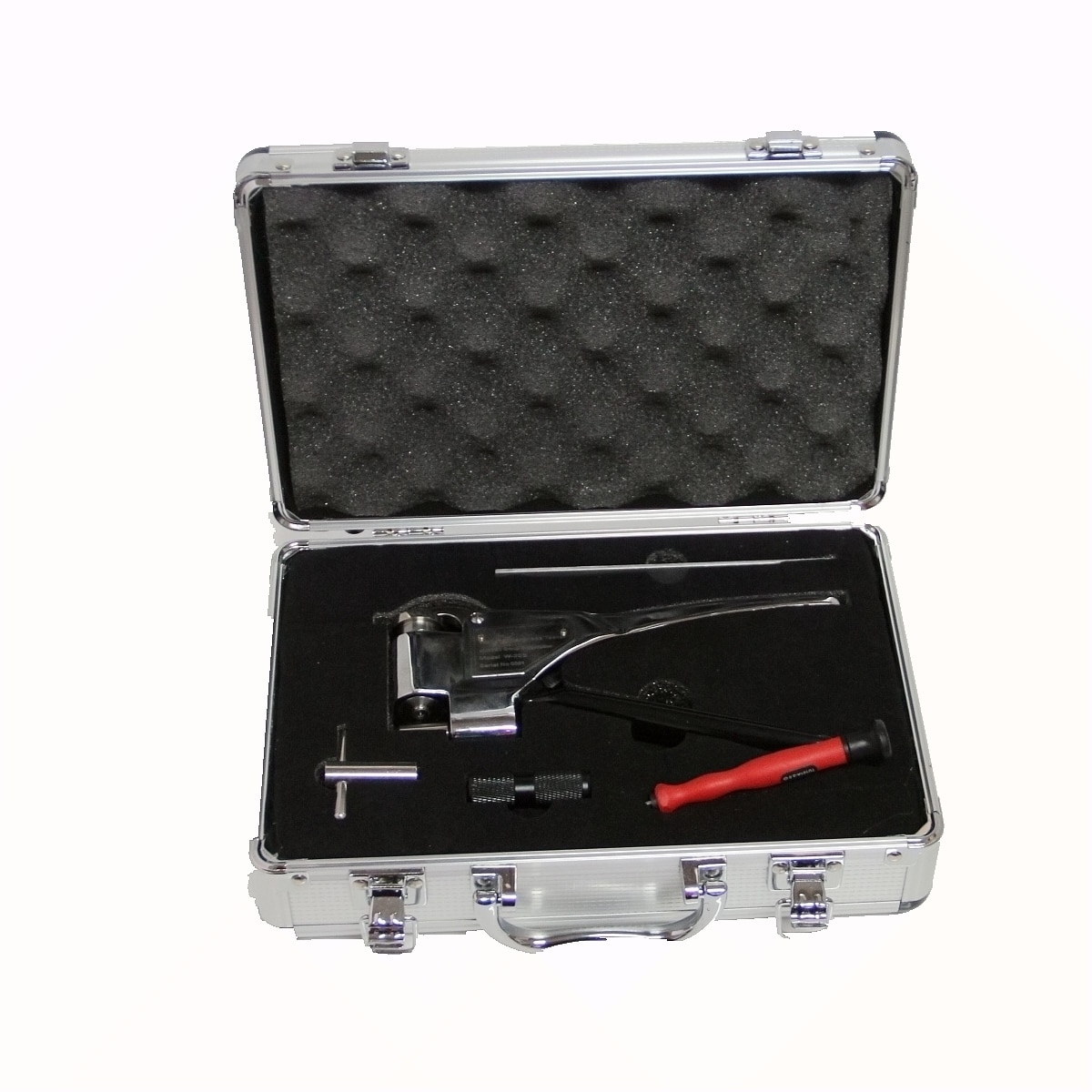 W-20A Portable Webster Aluminium alloy Hardness Tester enlarge