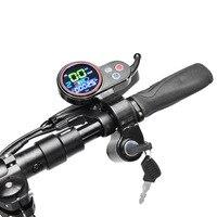 Электрический скутер 70 км/ч 1600 Вт #4