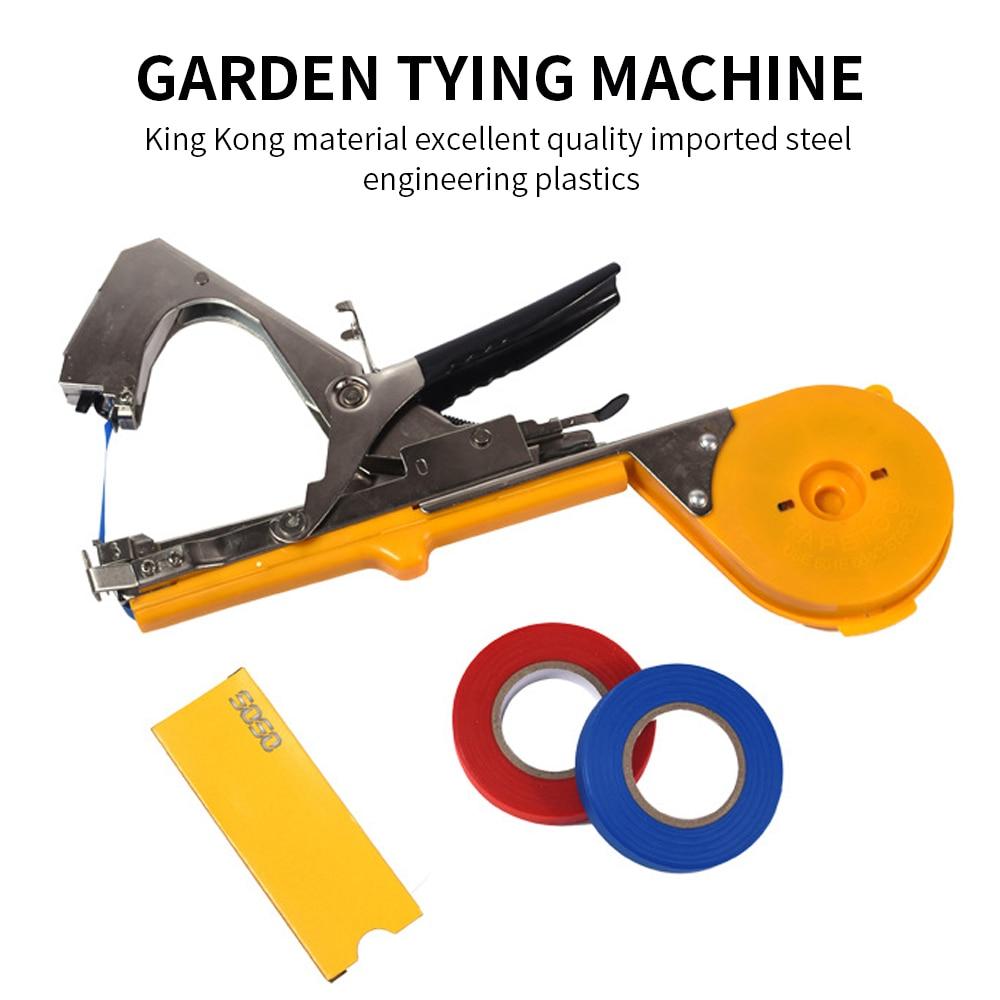 Garden Tools Tying Machine Plant Bundle Branch Hand Binding for Vegetable Grape Tomato Cucumber