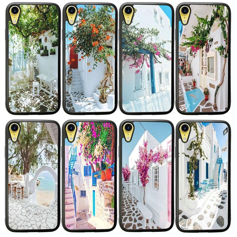 Best Honeymoon Destinations Mobile Phone Case Hard PC Cover for iphone 8 7 6 6S Plus X XR XS 11 Pro Max 5S 5 SE 4 4S