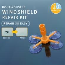 Kit de réparation de pare-brise fluide de réparation Kit de réparation outil de barre de réparation