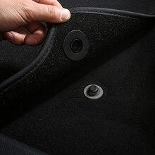 Pince de fixation pour ALFA ROMEO Mito   Clips de fixation de voiture, tapis antidérapant résistant, pince fixe, 147 156 159 166 Giulietta Spider GT Saab 9000 428 03-10