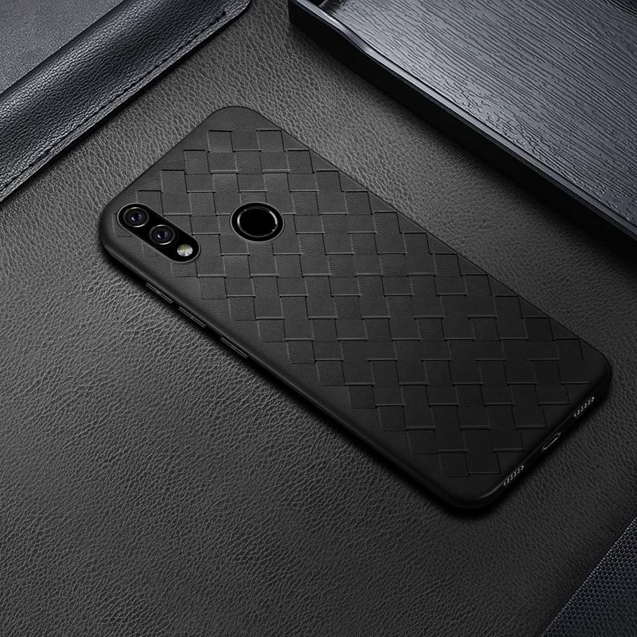 Para la versión Global Xiaomi Redmi 7 funda trasera para Coque Xiomi Redmi 7 Redmi7 funda de teléfono carcasa parachoques
