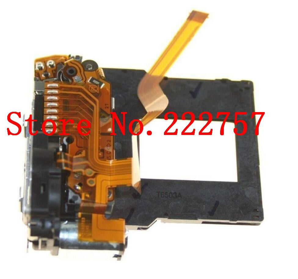 Grupo obturador Original, ensamblaje para Olympus E-M10 / E-M10 mark II / E-M10 mark III EM10, pieza de reparación de cámara sin espejo