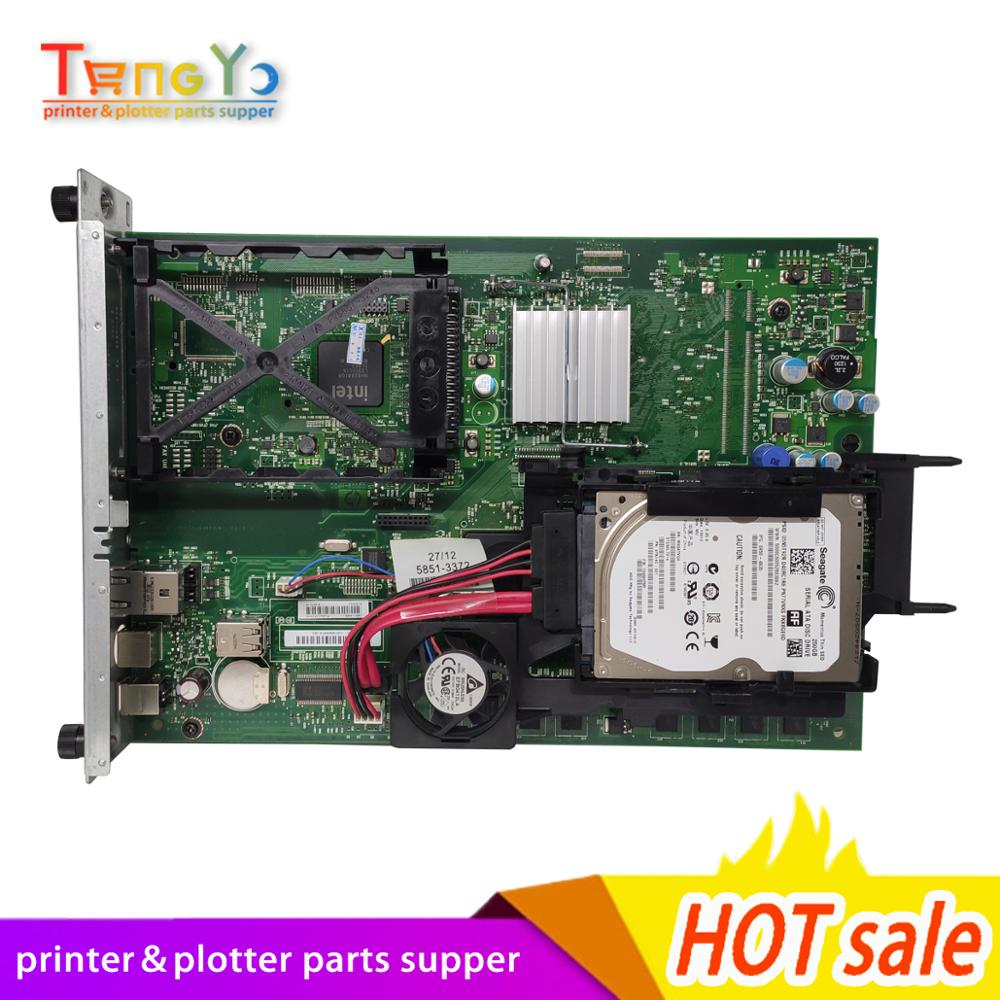 Original CE871-69003 CE871-60001 Logic main board PCA ASSY formatter board for color LaserJet CM4540/4540MFP series without HDD