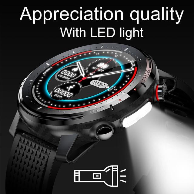 Ipbzhe Smart Watch Men Waterproof IP68 Sport Smartwatch Android Reloj Inteligente 2021 Smart Watch For Men Women Huawei Xiaomi 2