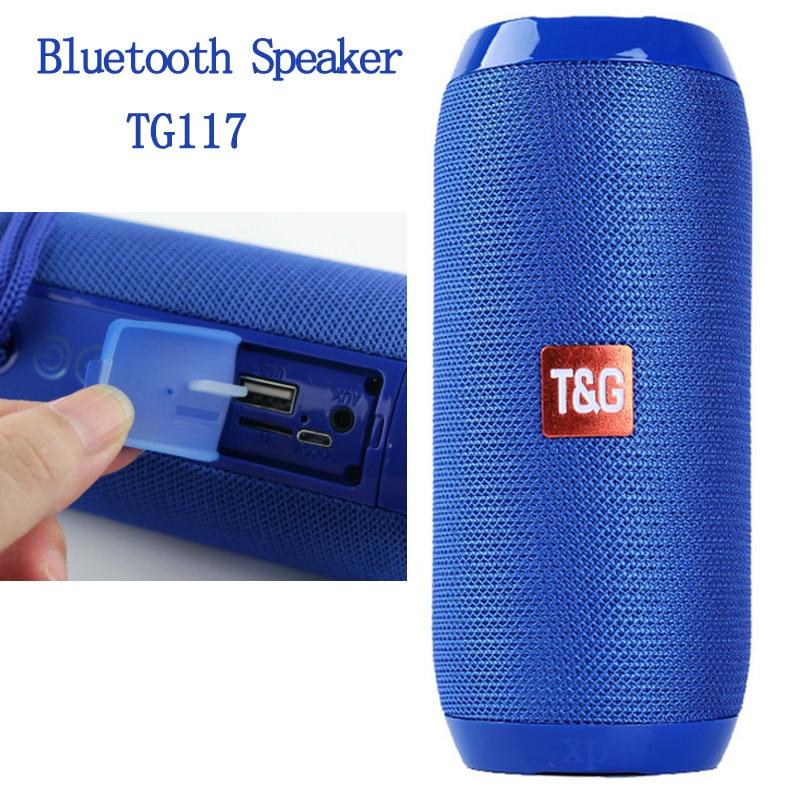 Barra de sonido envolvente con bluetooth Tg117, sistema de sonido estéreo 3d...