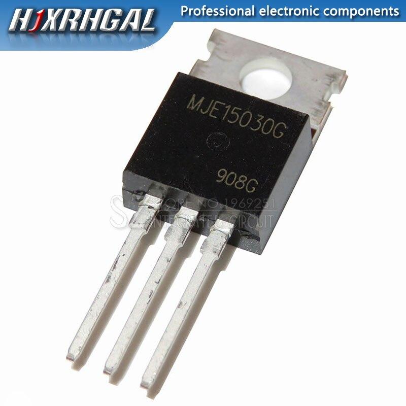 1 Uds MJE15030G-220 MJE15030 TO220