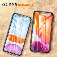 9D Anti-scratch Full Screen Protective Tempered Glass Screen Film for iPhone 12 Pro Mini Phone Acces