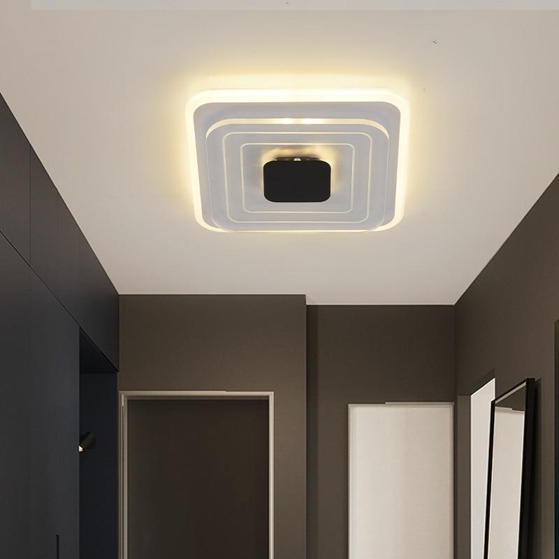 Lampu plafon lámpara moderna dormitorio techo lampara comedor techo lampara led techo...