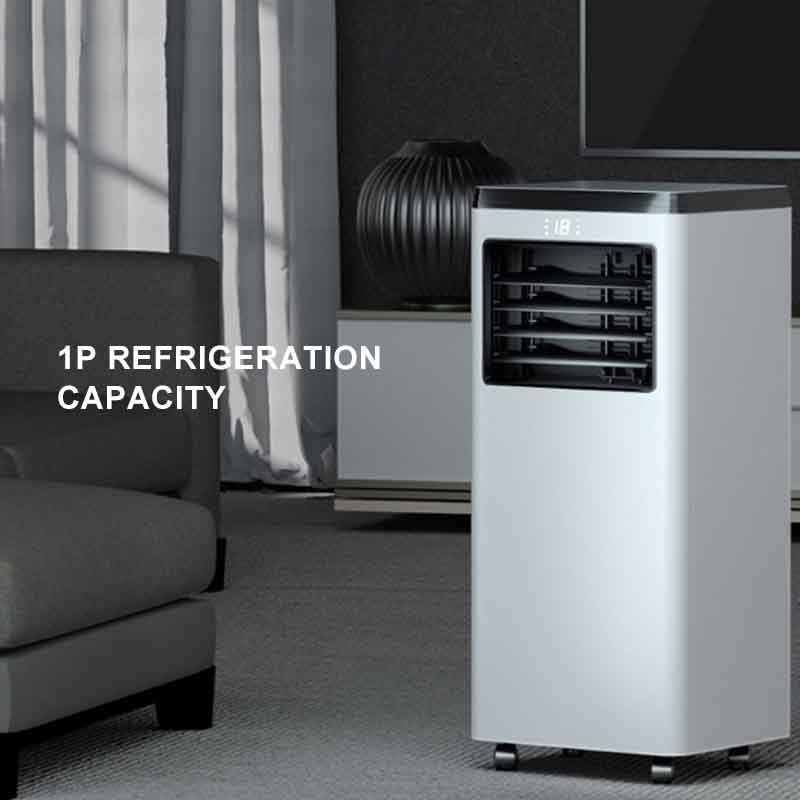 220V Portable Air-Conditioning And Cooling Integrated Machine Single Cooling And no External Machine Free Installation кондицион