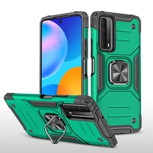 Honor 10X Lite Luxury Case For Huawei Hnonor 9X Pro 9C 9S Nova 5T Shockproof Case Huawei Y6P Y5P Y6S