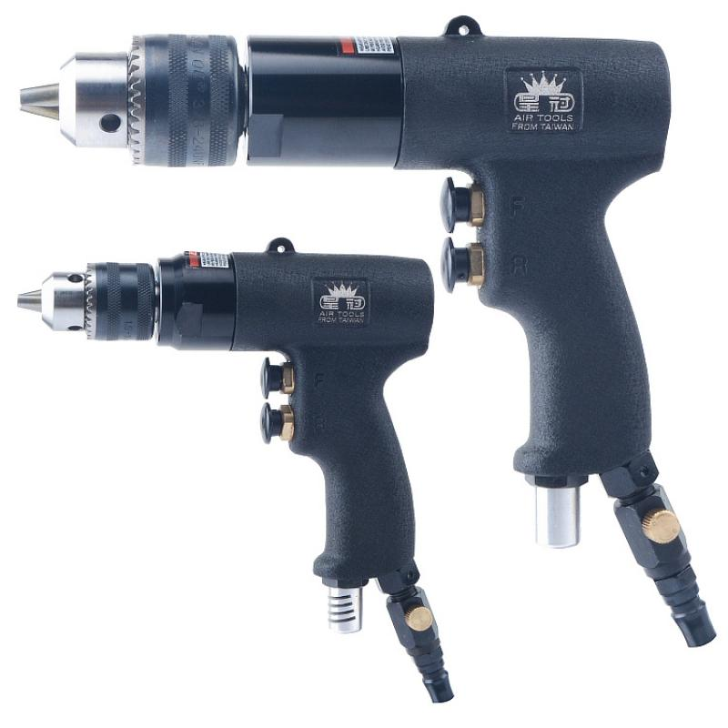 1/2 3/8 pneumatic pistol drill pneumatic drill pneumatic tapping machine