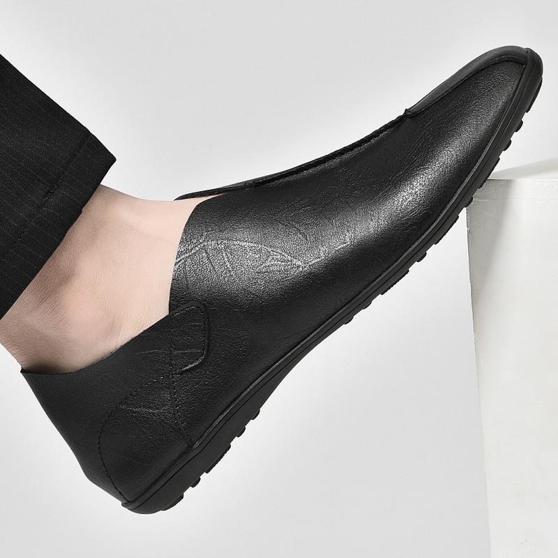 Мужские туфли в винтажном стиле; В классическом стиле; Без шнуровки мужские туфли с круглым носком на открытом воздухе осенние замшевые мок...