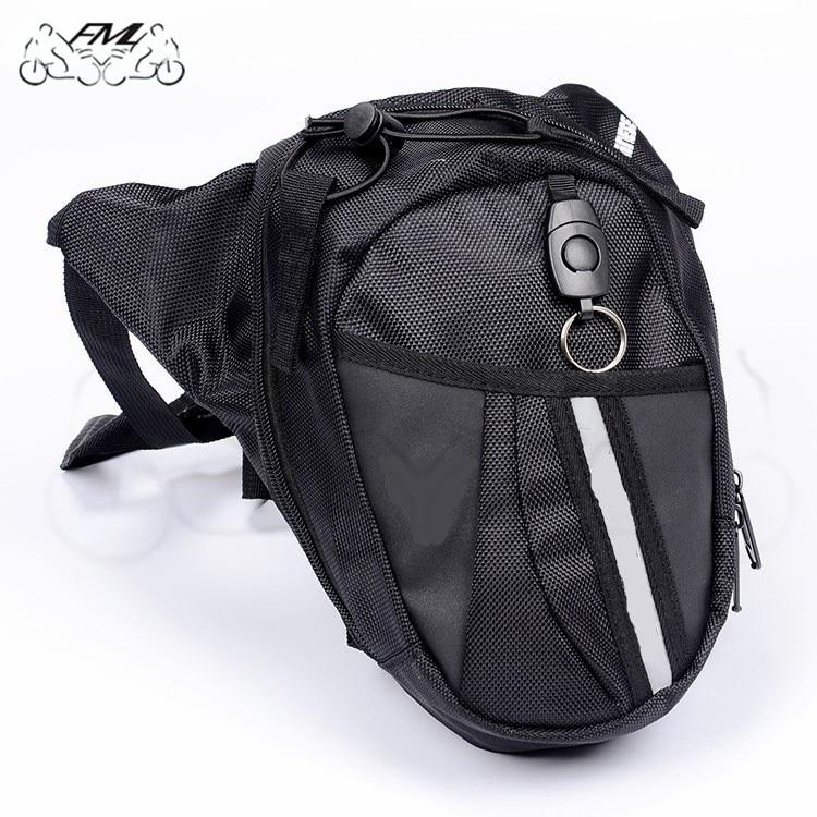 Motorcycle bag wholesale outdoor leisure pocket anti-fall leg bag nylon waterproof moto pocket bag For YAMAHA MT07 MT09 R1 R3 R6