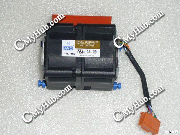 Для IBM X3550 1U Сервер вентилятор охлаждения 26K8083 26K8082 G48755E DB04048B12S P014