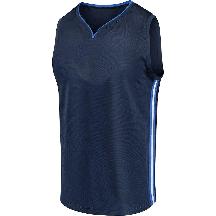 2021, Мужская футболка с Американской баскетбольной командой, футболка с эмблемой Далласа Луки