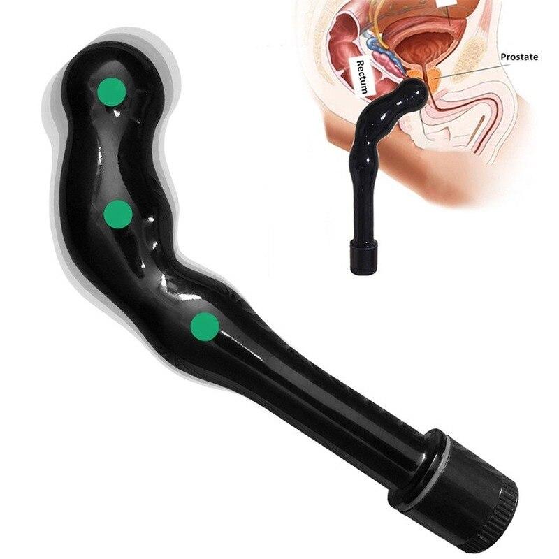 Big G Point Prostate Adjustable Speed Massager Sex Toy for Men Anal Male  massage vibrator stimulator masturbator