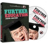 Further Education by John Archer (1-2)  magie