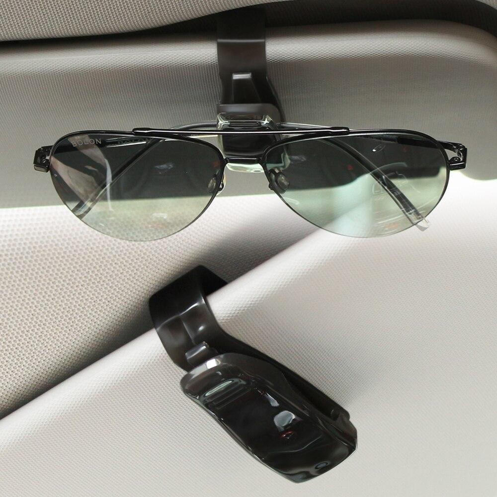 Carro viseira óculos de sol titular clipe de bilhete para toyota tacoma tercel tiara van venza yaris hiace prius v hilux land cruis