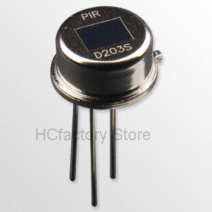 new and original for tv bn40 00331b 180222 sensor NEW Original 5PCS D203S D203 TO-5 PIR Infrared Radial Sensor new and original Wholesale one-stop distribution list