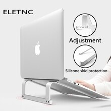 Aluminum Alloy Laptop Stand Portable Base Notebook Stand Holder For Macbook Air Pro Computer Support