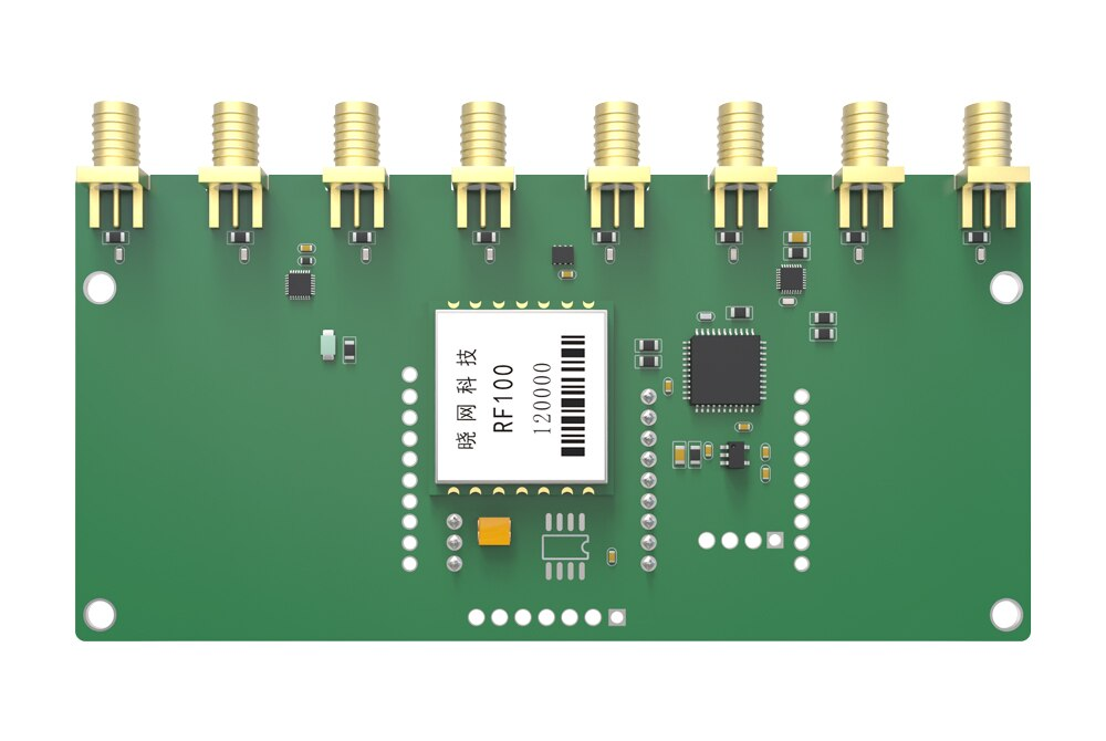 Multi-Channel  Long Range UHF RFID Module RF100Z-2A4A8A enlarge