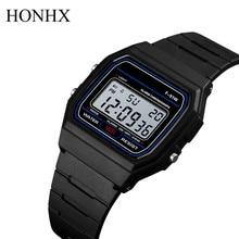 Luxury Men Analog Digital Military Armys Sport LED Waterproof Wrist Watch Sports Watch Fashion watch