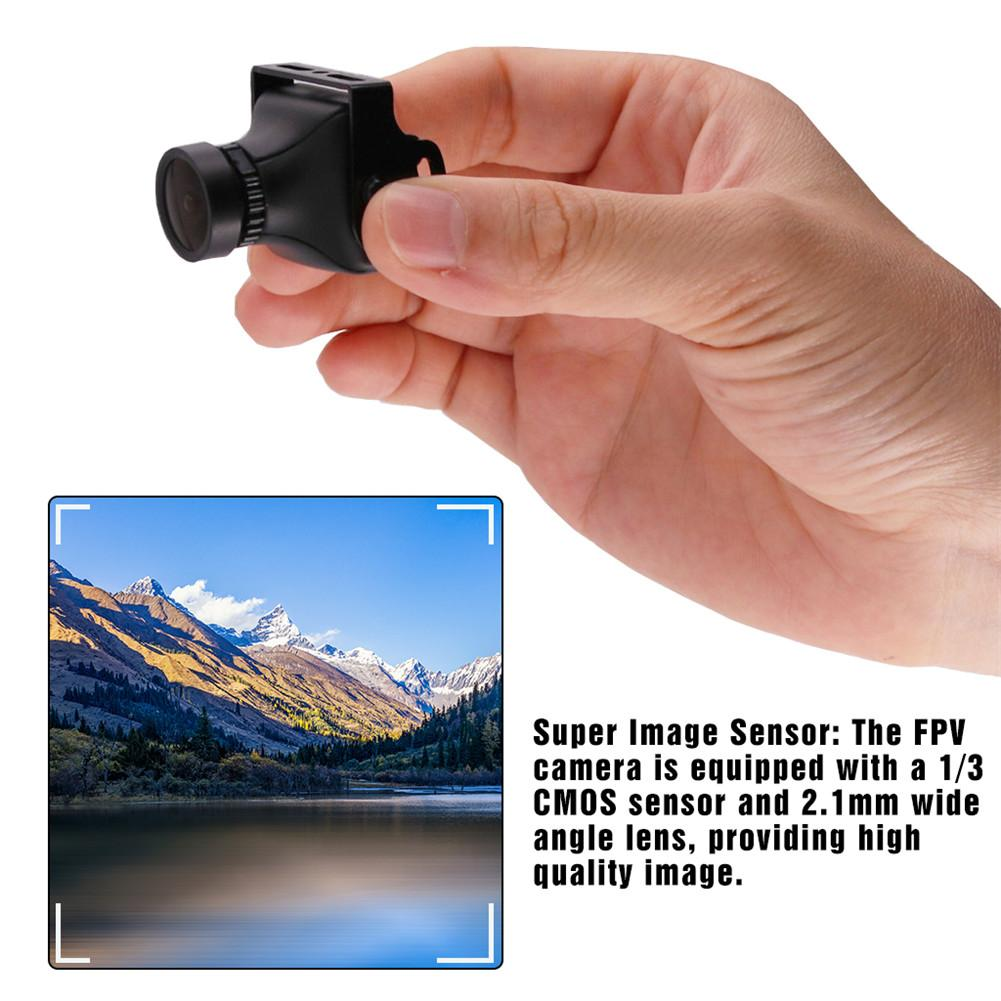 RC Drone FPV Camera 1200TVL 1/3 CMOS HD Camera Mini Home Camera With 2.1MM Wide Angle  For Quadcopter Racing Drone Accessories enlarge