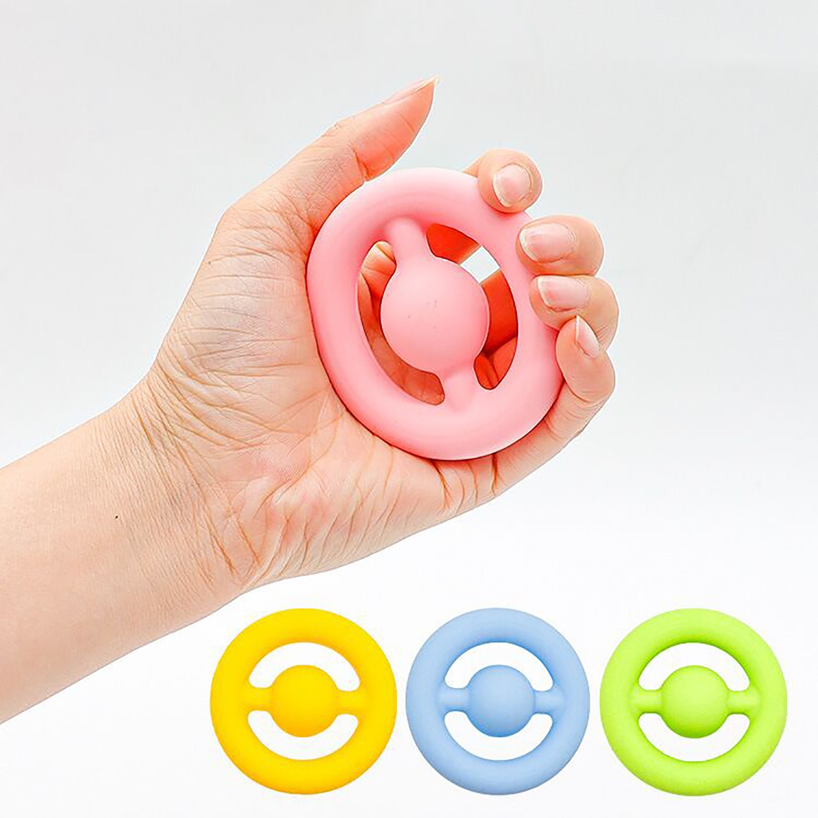Squeeze Toys Snap Anxiety Snapperz Fidget Toy Autism Special Needs Stress Reliever Toys Extrusion Sensory Toy Антистресс enlarge