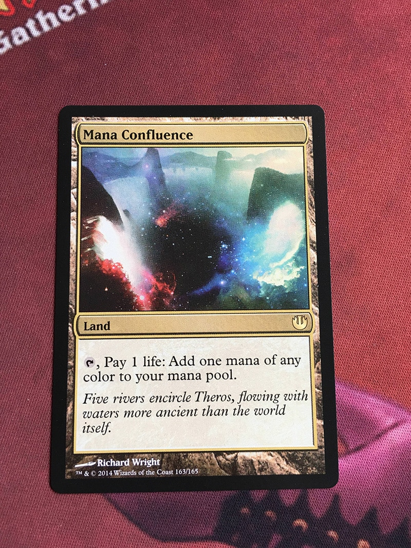 Mana confluence jou magician proxyking 8.0 vip os cartões proxy para reunir cada único cartão mg.