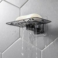 Porte-savon de salle de bain  egouttoir a savon  support de douche  plateau de rangement  fournitures de salle de bain