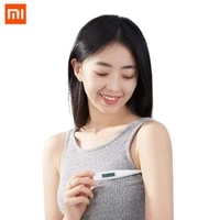 Xiaomi Mijia Digital Thermometer Electronic LCD Display Smart APP Bluetooth 4 2 Medical Thermometer Health Care Device For Home