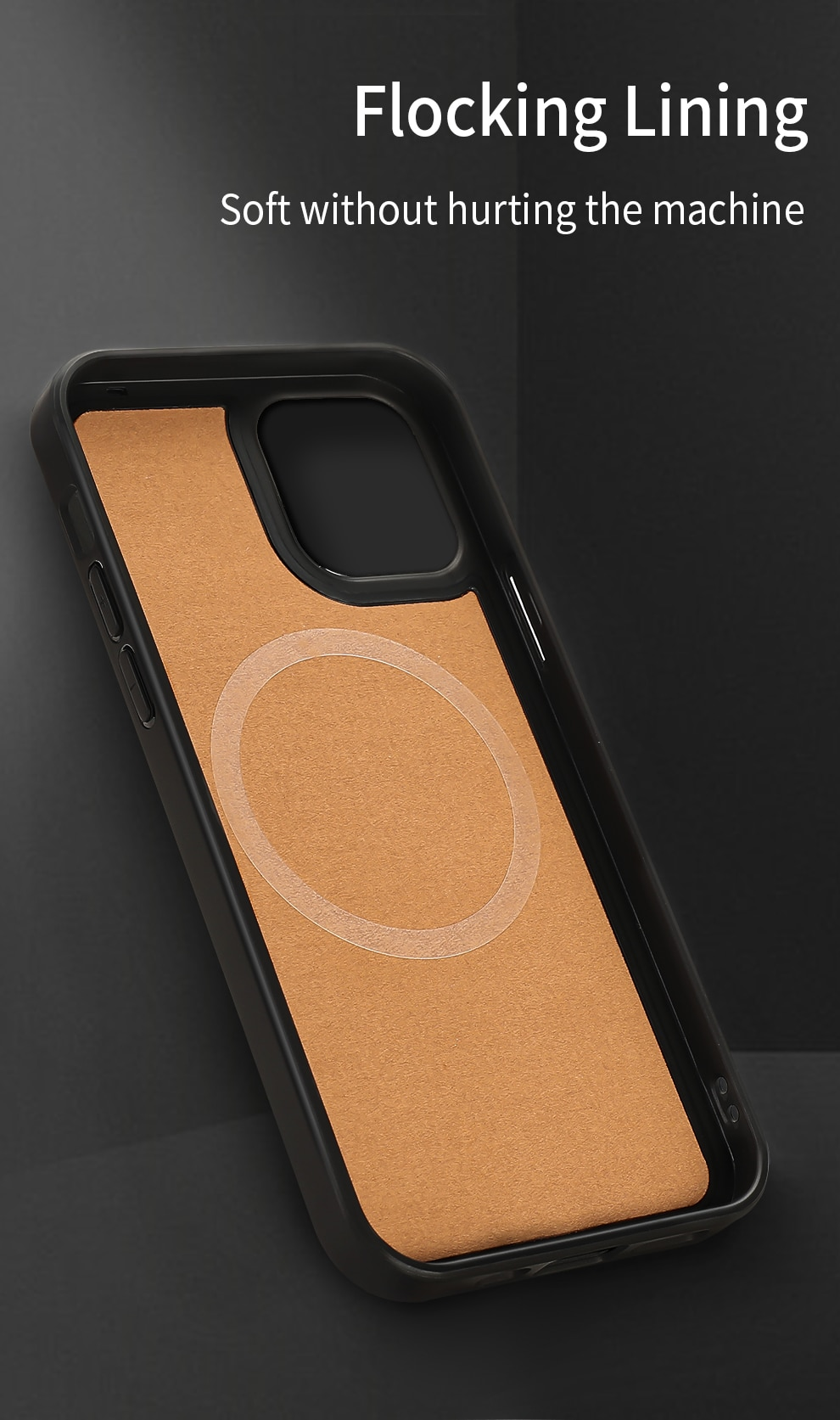 iphone 12 pro max leather case 6
