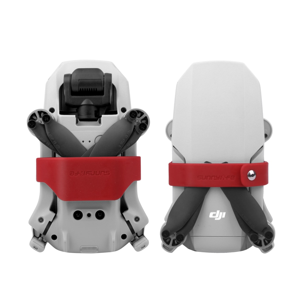 Mavic Mini hélices de motor soporte de silicona Clip de protección fija Fijación de protección para DJI Mavic Mini drone Accesorios