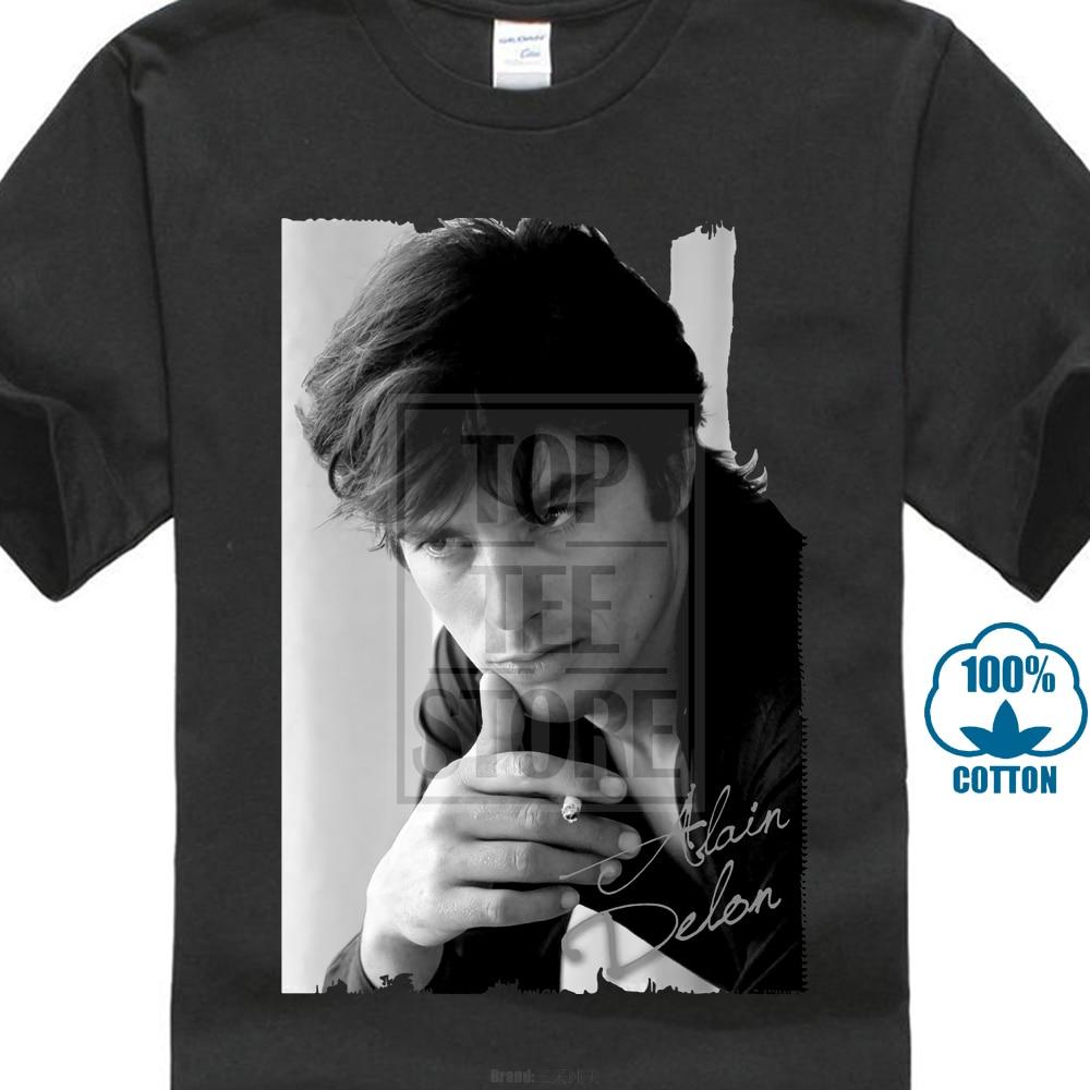 Camiseta para hombre, prenda de vestir, con imagen de los famosos