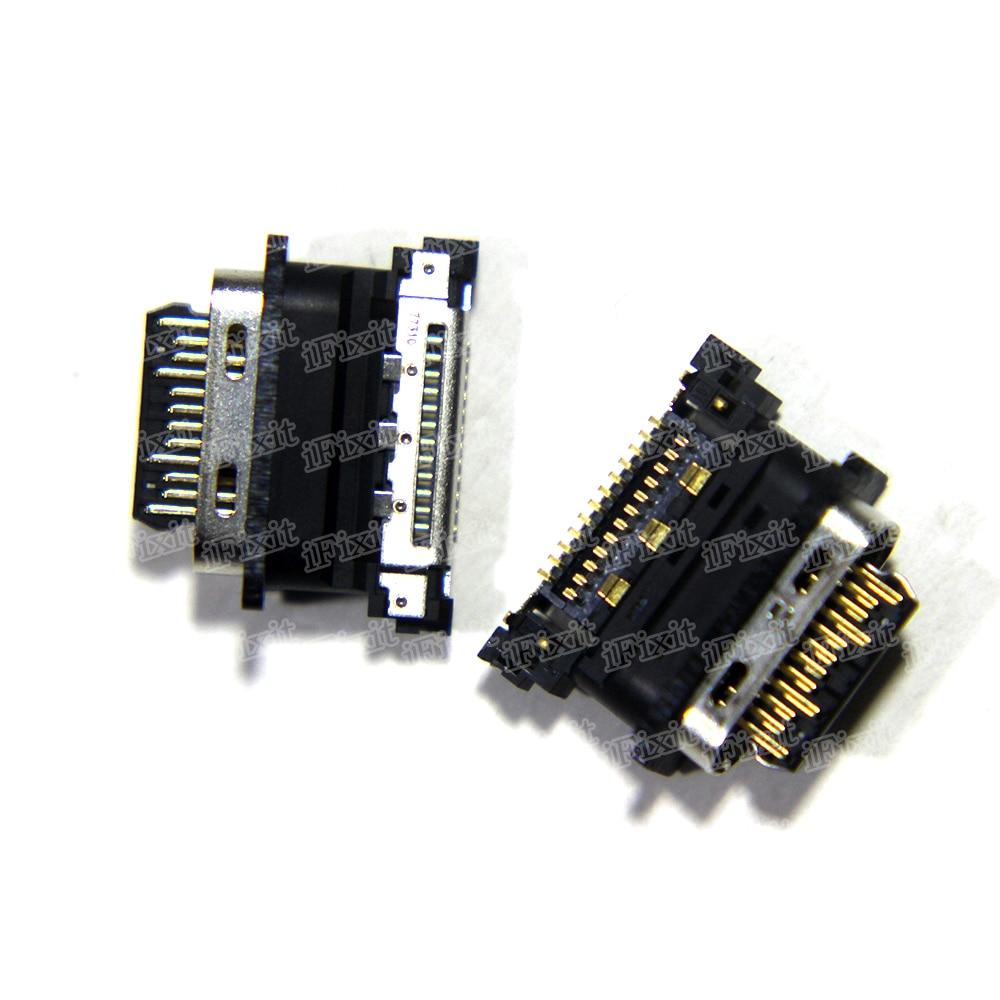 2 pces tipo-c porta de carregamento usb carregador para sony xperia xz2 xz2p premium xz3 x1 x5 x1 x1 x1ii x10 x10 plus cabo flexível conector da doca