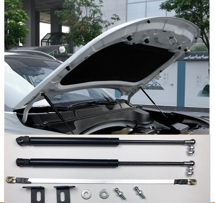 FOR KIA sportage R 2010 2011 2012 2013 2014 2015 2016 ACCESSORIES CAR BONNET HOOD GAS SHOCK STRUT LIFT SUPPORT CAR STYLING